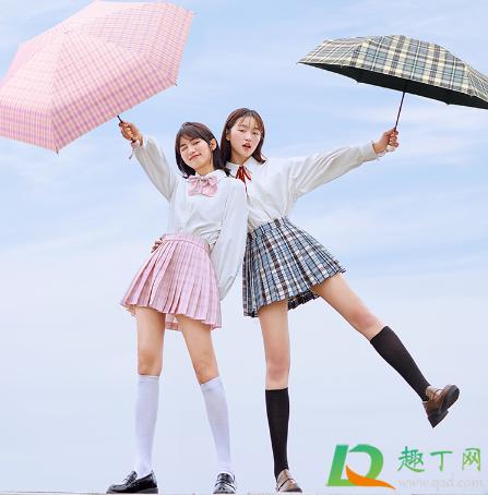 乐町天堂伞联名jk裙值得入手吗2
