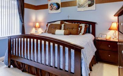 新买的床响是质量不好吗