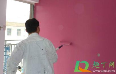 梅雨季墙面可以刷油漆吗3
