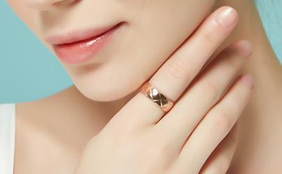 为什么戴戒指手指变绿