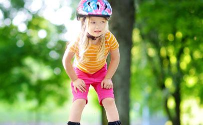 女孩子学轮滑有出路吗