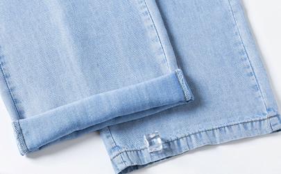 天丝牛仔裤是什么面料
