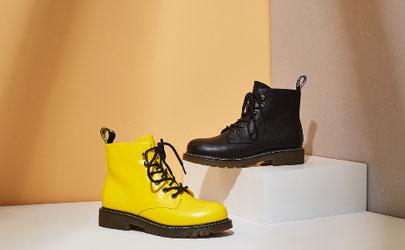 马丁靴能沾水吗