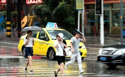 台风天开车危险吗
