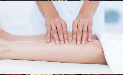 小腿按下去酸痛是怎么回事