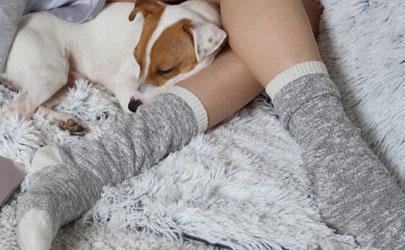 穿袜子睡觉好吗