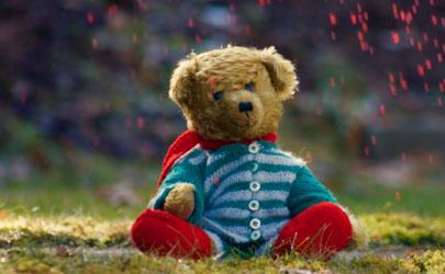 毛绒玩具能给小孩子玩不