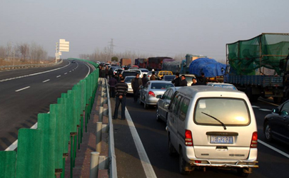 2020国庆节高速堵车严重吗