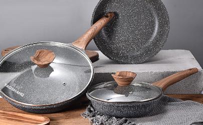 铝合金麦饭石锅有毒吗