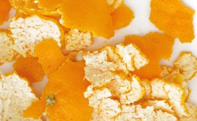 橘子皮发酵水能浇花吗