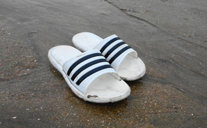 穿拖鞋运动会不好吗