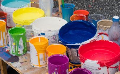 油漆桶可回收还是不可回收