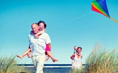 放風箏能在山上放嗎