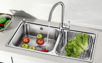 洗菜池堵了怎么办用醋