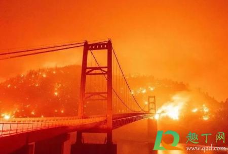 2020年美国加州山火灭了吗2
