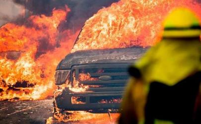 2020年美国加州山火灭了吗