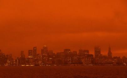 2020加州山火烧了多久了