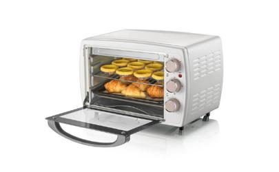 烤箱不空烤食物有毒吗