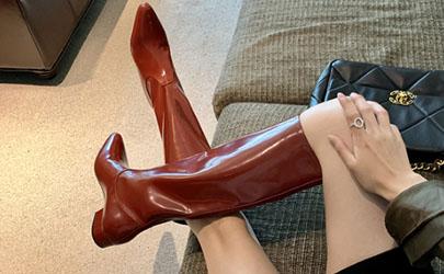 买长筒靴用拍大一号吗