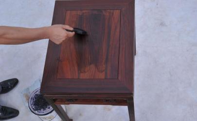 家具打蜡能上油漆吗