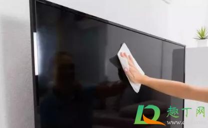 怎样擦液晶电视的屏幕不留印2