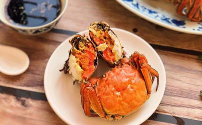 吃螃蟹吃点什么去寒
