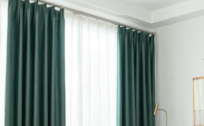 打孔的窗帘要怎样清洗