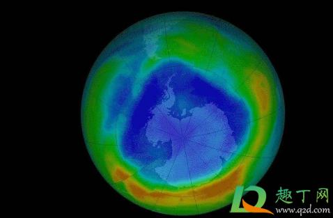 2020南极臭氧空洞又大又深怎么回事1
