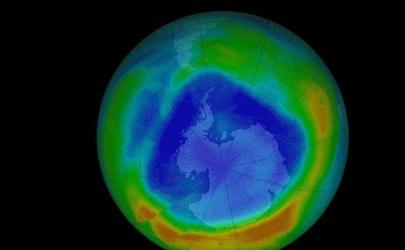 2020南极臭氧空洞又大又深怎么回事