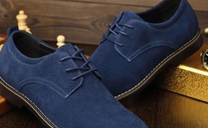 翻毛皮鞋怎么清洗表面