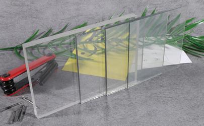玻璃瓦是用什么材料