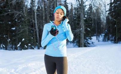 冬天跑步穿什么衣服