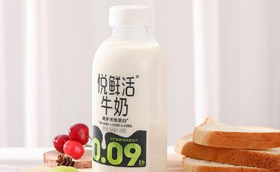 悦鲜活牛奶是什么牌子