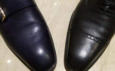 鞋子有折痕怎么修复