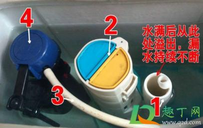 马桶水箱一直流水什么原因2