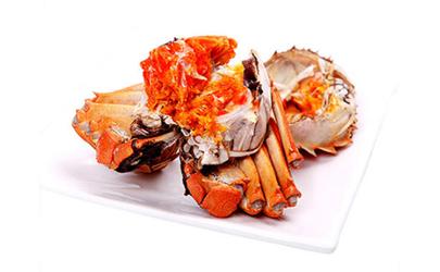 哪个季节螃蟹蟹黄多