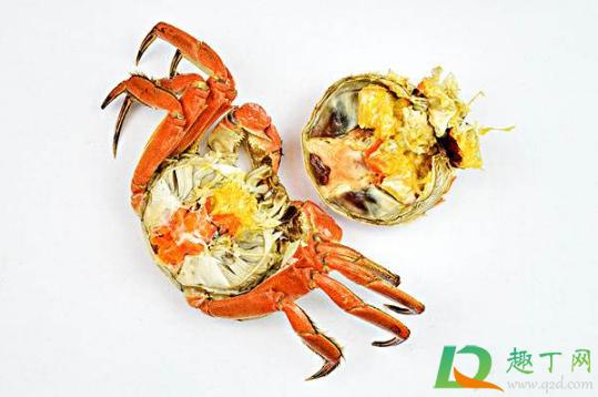 为什么蟹黄有的成块有的不成块3