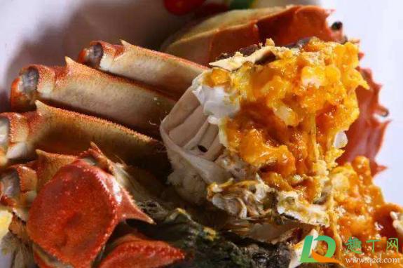 蟹黄吃了会拉肚子吗2