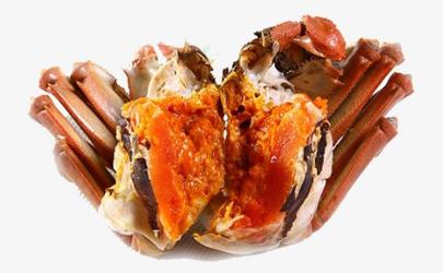蟹黄深色浅色都能吃吗