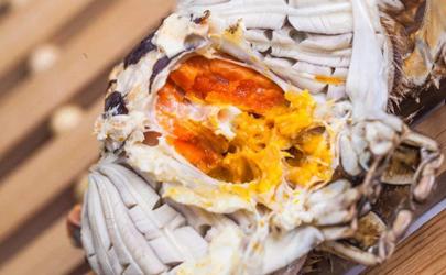 为什么蟹黄有的成块有的不成块