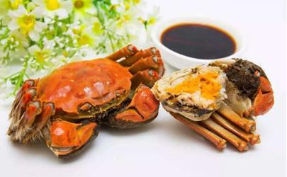 螃蟹只有蟹黄是寒的吗