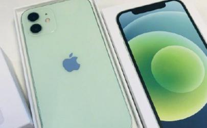 iPhone12绿色好看吗