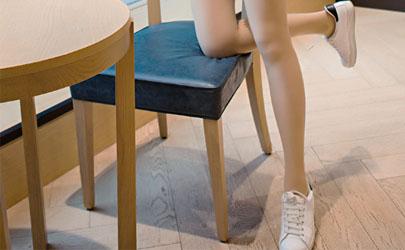 光腿神器搭配小白鞋可以吗