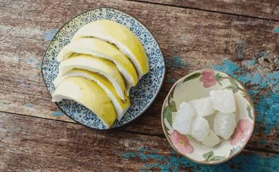 柚子皮可以泡茶喝吗