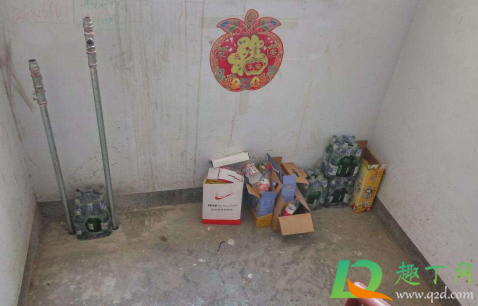 楼道里面堆放杂物怎么处理3