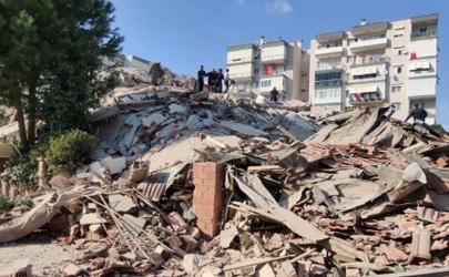 爱琴海地震严重吗