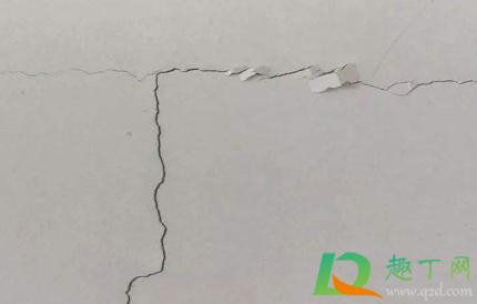墙漆裂缝怎么修补3