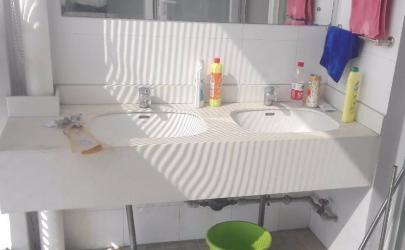 洗手台顽固污渍怎么清洗