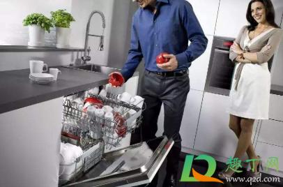自动洗碗机用水多吗3