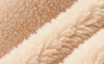 羊剪绒大衣掉毛怎么修复